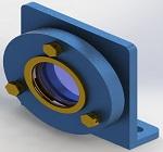 تنظیم کننده لنز و آینه 1.5 اینچی NSMO1.5IN-415
