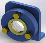 تنظیم کننده لنز و آینه یک اینچی مدل NSMO2IN-405