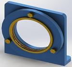 تنظیم کننده لنز و آینه 3.9 اینچی MO3.9IN-425