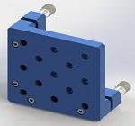تنظیم کننده صفحه ای قطعات اپتیکی مدل NSMO75X75-305