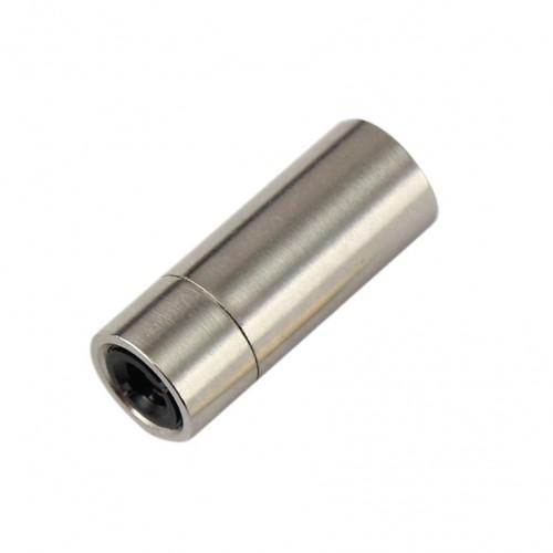 کیس تمام فلزی دیود لیزر به همراه لنز شیشه ای - ابعاد 12x35mm